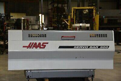 Haas Servo Bar Feeder 300