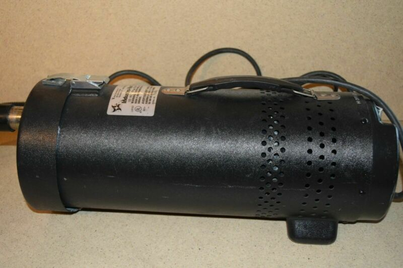 INDUSTRO-VAC MODEL 900472 ESD CANNISTER VACUUM CLEANER (#2)