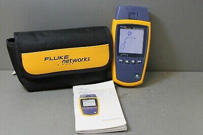 Fluke Networks Microscanner 2 Cable Verifier