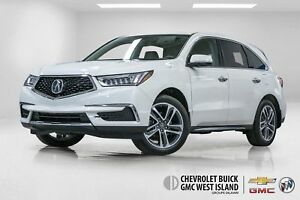 2017 Acura MDX-Navigation Package **7 PLACE ** SH-AWD **