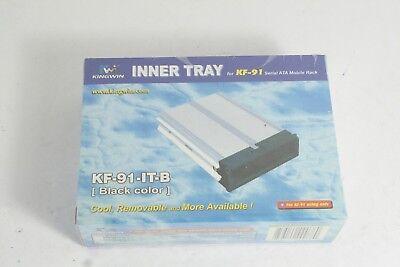 Kingwin Inner Tray For KF-91-IT-B Serial ATA HDD mobile rack - black