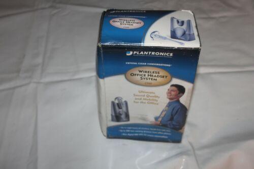 NEW Plantronics CS50 Wireless Office Headset System