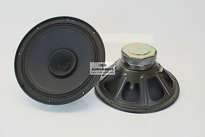 2x Philips AD 12202 M15 Breitbandlautsprecher speaker Full Range - MINT 15 Ohm