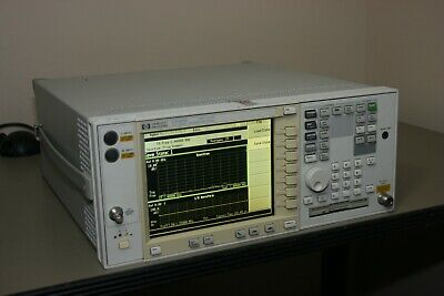 Hp E4406a Vector Signal Analyzer Excellent Bright Display 30 Day Warranty
