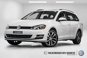 2016 Volkswagen Golf 1.8 TSI Comfortline - Sunroof - Carplay - L