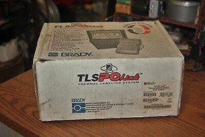 Brady Tls Pc Link Label Thermal Printer