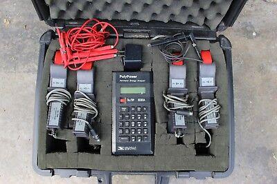 Valhalla Scientific 3030a Polypower Harmonic Energy Analizer