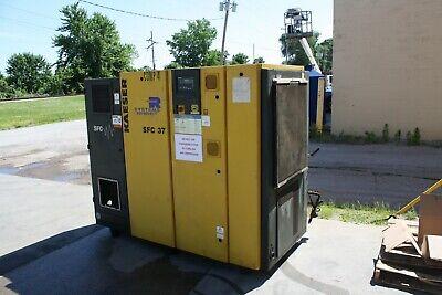 Kaeser Model Sfc37 50 Hp Variable Speed Rotary Screw Compressor