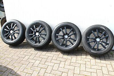 "Mercedes  GLE, GL,   ML  ( W166 )    Winterkompletträder  18"" Zoll"