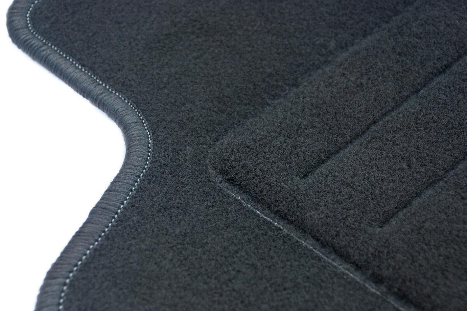 Universal Velours Auto Fußmatten Automatten Autoteppich NEU 4-teilig