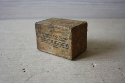 WW1 Original German Box