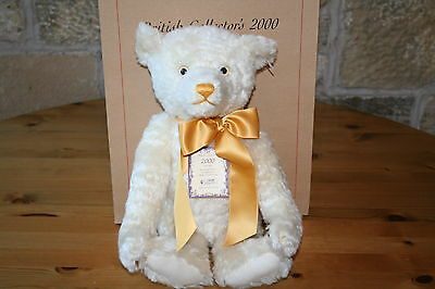 Steiff Limited Edition Classic British Collectors Teddy Bear 2000