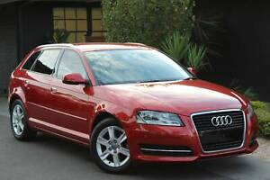2012 Audi A3 8P Attraction Sportback S tronic 7sp 1.4T [MY13] North Brighton Holdfast Bay Preview