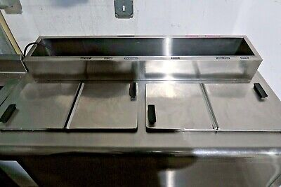 C. Nelson Manufacturing Bdf8 Dipping Cabinet Ice Cream Freezers