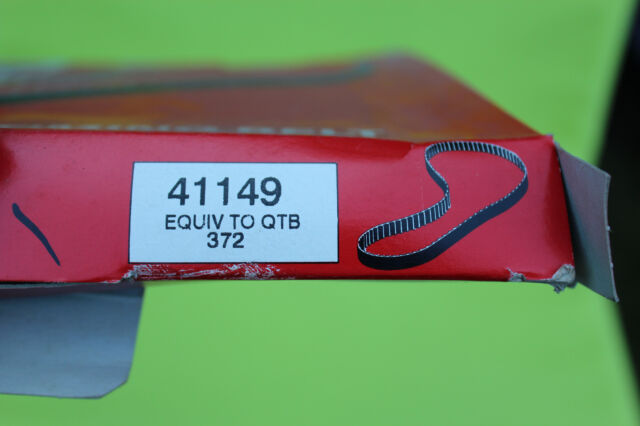 FAI TIMING BELT 41149 QTB372 FORD ESCORT MK3 VAN ORION 1.1 1.3