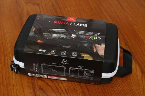 Original Atomos Ninja Flame Monitor Recorder Padded Case Genuine