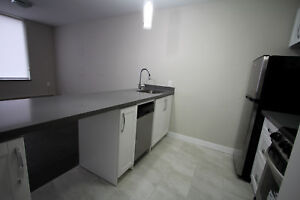 Great location, stylish and modern bachelor apartment!