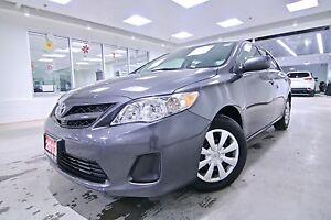 2013 Toyota Corolla  CE ONE OWNER, NON SMOKER, FULL SERVICE HIST