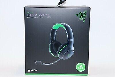 Razer Kaira Pro Wireless Gaming Headset for Xbox Series X | S - Black - NEW
