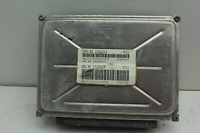 Main Engine Control Module Computer ECM ECU PCM for 2004 C5 Corvette SSR GTO LS1