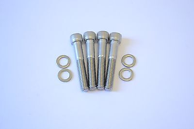 Style Pump Head - SBC BBC Chevy Stainless Long Style Water Pump Bolt Kit  Allen Head Style