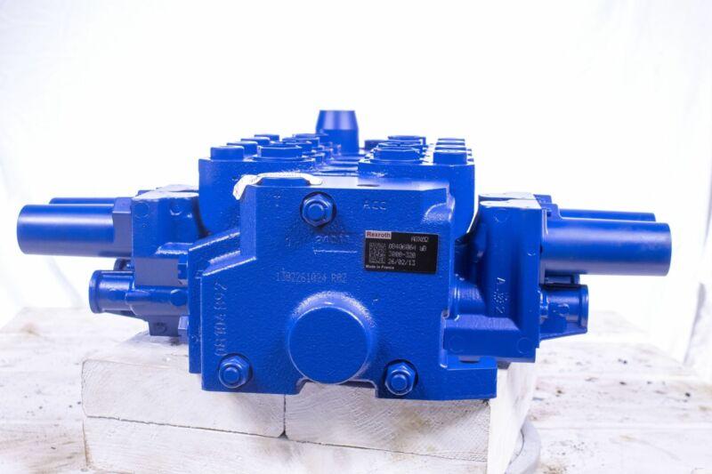 Rexroth 08406064 Hydraulic Control Valve 3000-320 1302261024