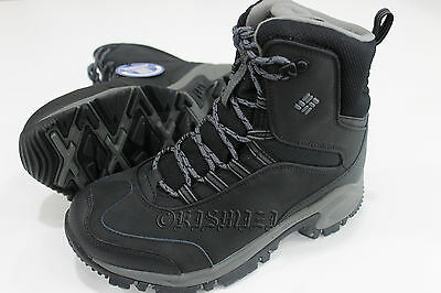 New Womens Columbia  Backramp  Techlite Insulated Waterproof Winter Snow Boots