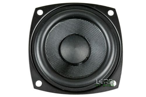 """2.5"""" Full Range 4 Ohm Mini Speaker Woofer MId-Range"""