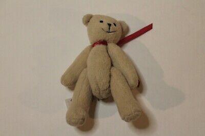 Amrican Girl Bitty Babby tedy bear](Tedy Bears)