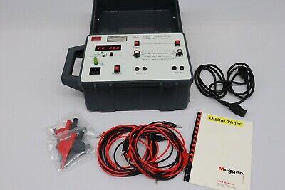 Megger Multi-amp Avo Sst-9203 Wt Warranty