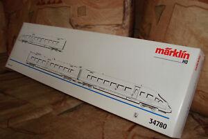 Marklin ICE 3 H0 Powered Rail Car Train #34780 Never Run