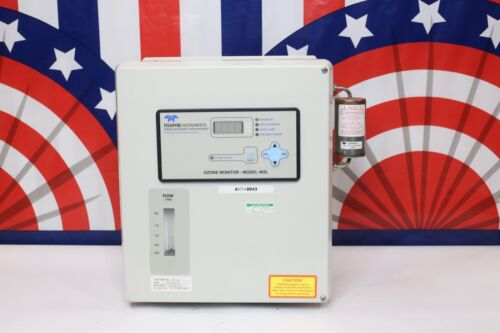 Teledyne API M465L UV Photometric Ozone Monitor Analyzer *Please Read*