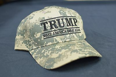 Make America Great Again -Donald Trump Hat Republican 2016- NEW Digital Camo Cap
