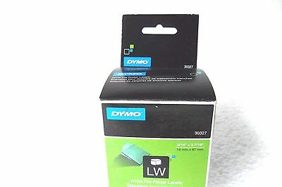 Dymo Labelwriter 400 450 Twin Turbo Duo White Address Labels 260 Rolls 30327 New