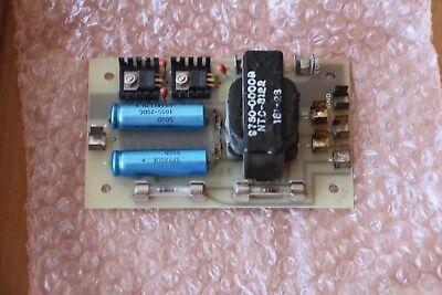 Printed Circuit Board Servo Amplifier K-tron Part 2001 W-600 Weigh Feeder Nw1
