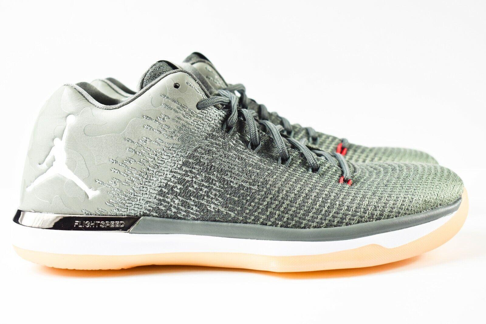 Nike Air Jordan XXXI 31 Low Marquette
