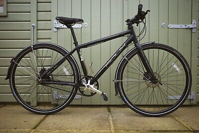 Roux Hybrid Carbon Drive A8 Bicycle