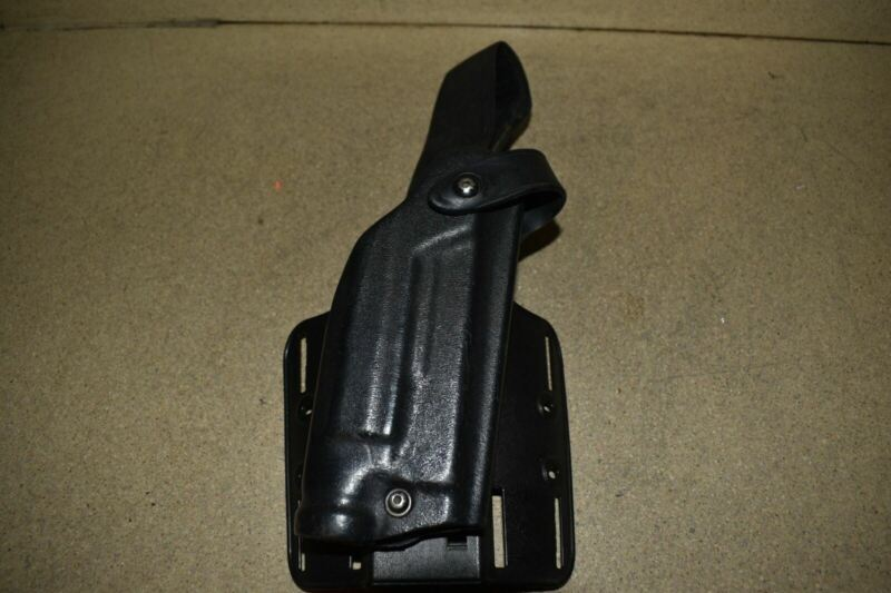 SAFARILAND 6004-836 STX TACTICAL LOW RIDE DUTY HOLSTER FOR GLOCK 17 22  (SW37)