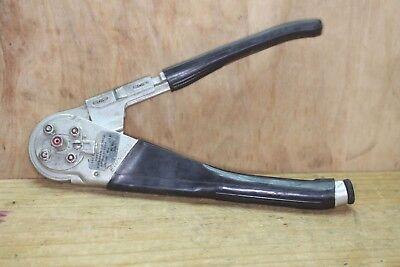Buchanan Crimper Crimping Tool w// Crimp Locator 10692