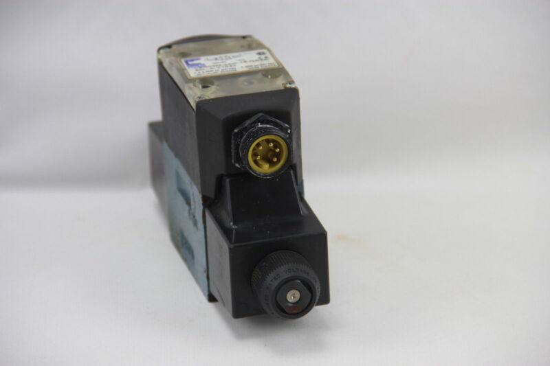Continental VSD03M-3AC-16-GB5A-60L-A-Y1041 Hydraulic Valve Dual Solenoid 3500PSI