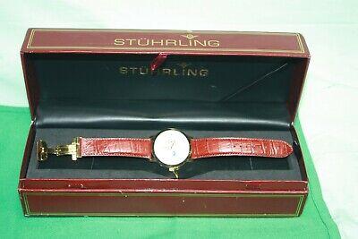 Stuhrling Original Men's Lexur Automatic 20 jewels sapphire crystal Watch