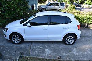 2013 Volkswagen Polo 77tsi comfortline manual Beacon Hill Manly Area Preview