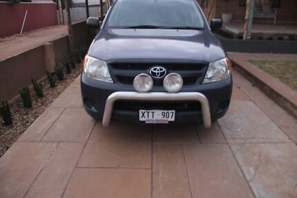 Toyota Hilux Dual Cab(MY09) LOW K's Adelaide CBD Adelaide City Preview