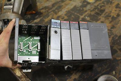 Allen Bradley Slc500 With Modules Slc 505 Cpu