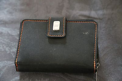 Nintendo DS Black Clutch Case