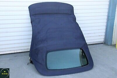 03-09 Mercedes W209 CLK350 CLK500 Convertible Roof Soft Top Cover Assembly -