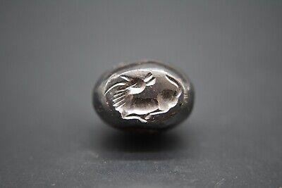 Sasanian empire style hardstone seal pendant
