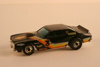 Mattel 1974 Hot Wheels Torino Stock Race Car Hong (Torino Stock)