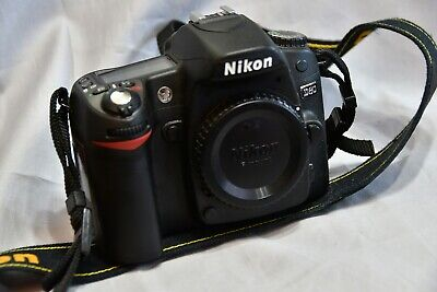 Used, NIKON D80, NOT WORKING. BATTERY, STRAP, CAP AND NIKON CHARGER INCLUDED for sale  Shipping to India