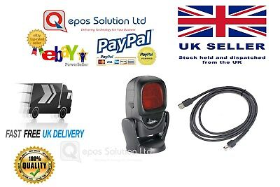 Genuine High Quality EPOS BARCODE SCANNER - SYMBOL Multi-Beam MOTOROLA LS9208 BL